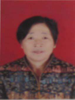 何春艳 女 52岁 汉族 黑龙江省鹤岗市南山西集社区.